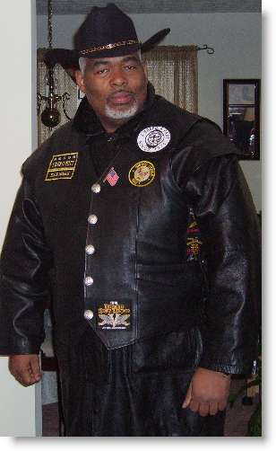 'The Black Dragon' National President