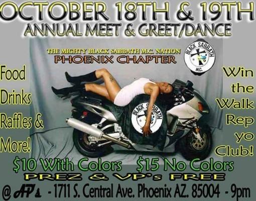 Phoenix Annual Dance